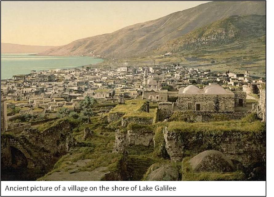 Village in Galilee