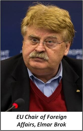 EU Chair of Foreign Affairs