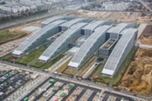 NATO HQ in Brussel