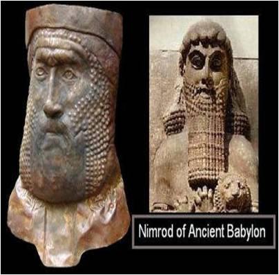 Nimrod Statue