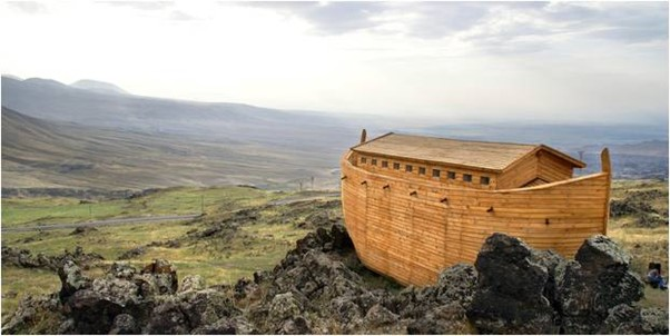 Noah's Ark Design Approved by Science