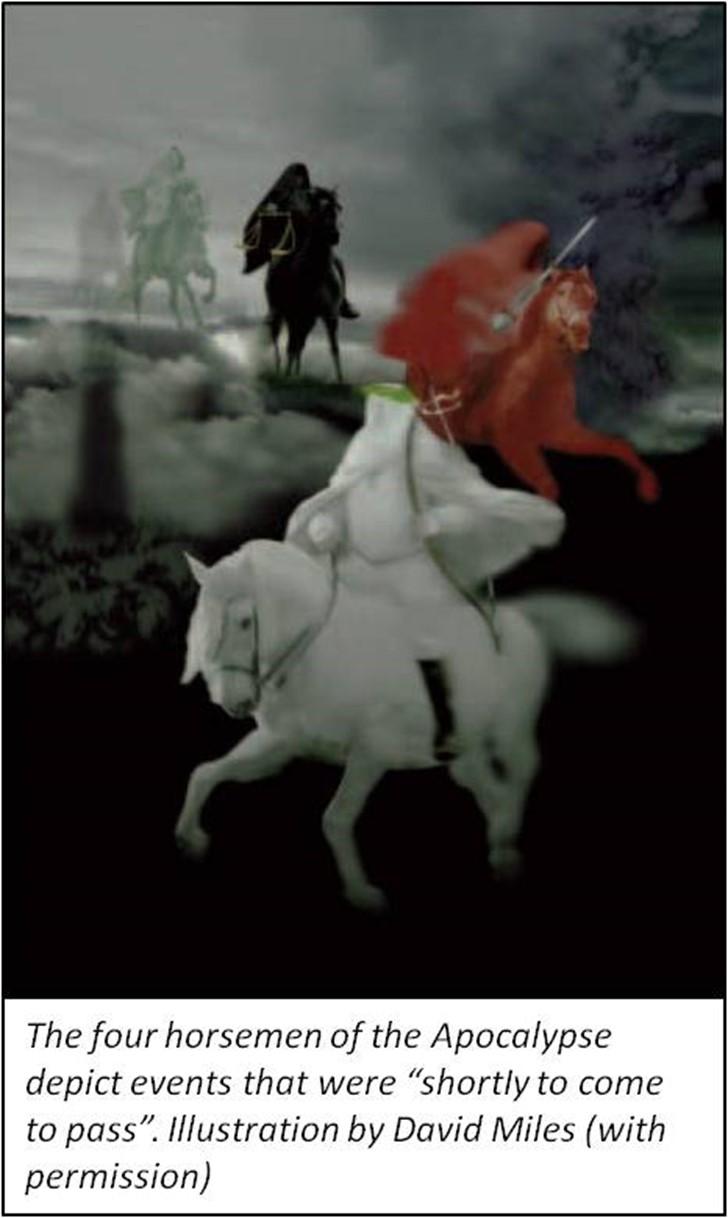 The Third Horseman of Revelations
