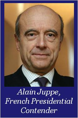 Alain Juppe, French Presidential Contender