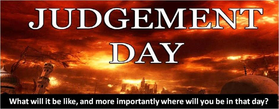 Judgement Day is Coming!