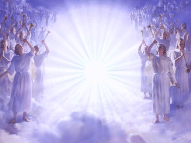 Angels - God's Servants