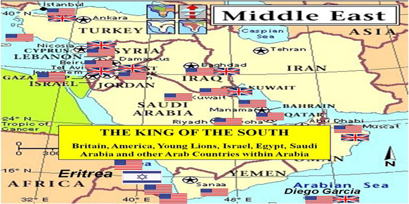 King of the South in Bible Prophecy