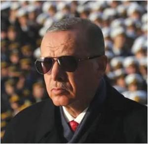 Turkish President Erdogan trying to re-start the Ottoma n Empire