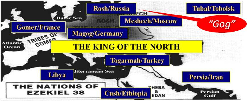 King of the North in Bible Prophecy